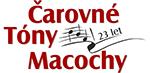 Čarovné tóny Macochy Logo